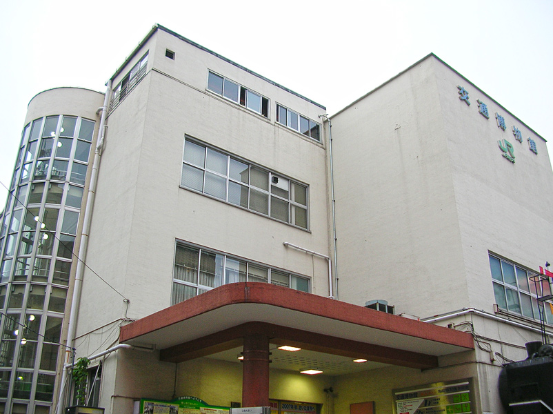 4階は1958年に増築された