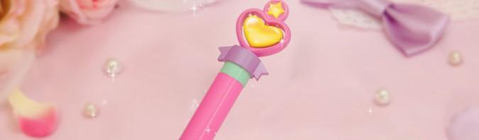 そうよ女の子のハートは!「魔法の天使 クリィミーマミ」のステッキ型リップクリームが発売!