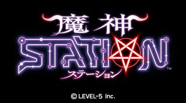 00_魔神STATION_ロゴ