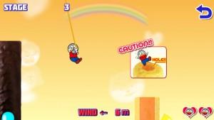 うまい棒JUMP!画面3