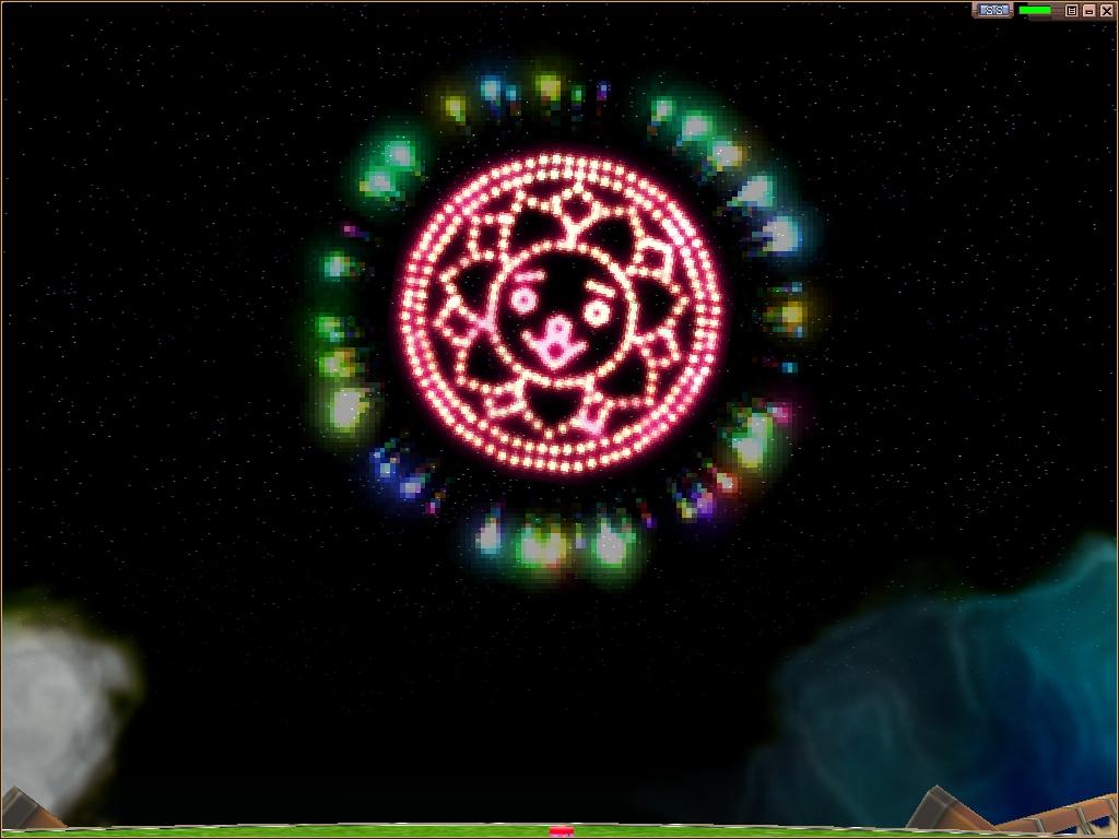 ゲーム内アイテム「にしこくん花火」