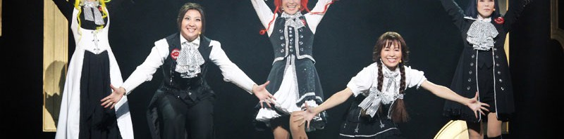 「サクラ大戦 紐育星組ショウ2013」日本青年館で7月公演決定