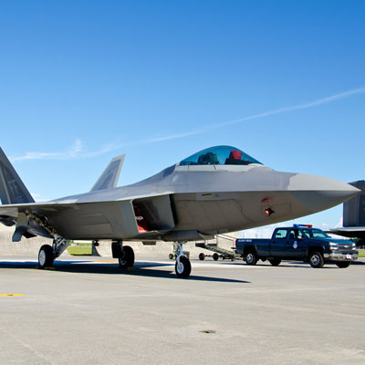 日本で見られる戦闘機