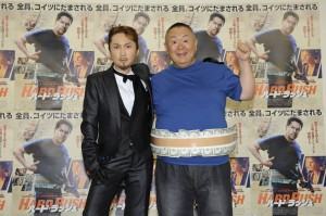 謎の男装の麗人と松村さん