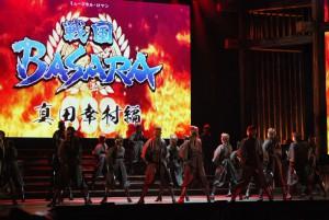 宝塚版「戦国BASARA」2