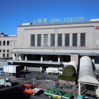 上野駅全景
