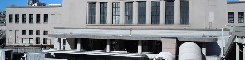 【建物萌の世界】第24回 終着駅(ターミナル)の面影