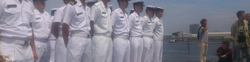 【ミリタリー魂】第45戦 声優護衛艦「やまゆき」一般公開イベントに突撃!