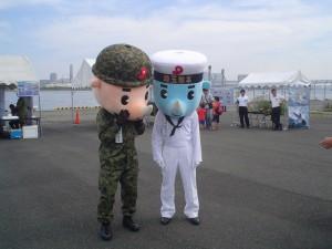 No2.自衛隊ゆるキャラ