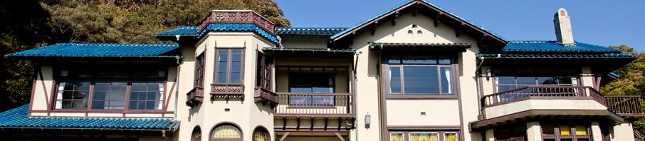 【建物萌の世界】第25回 『青い花』の学び舎