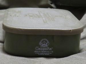 スペイン軍エマージェンシー・レーションボックス横1