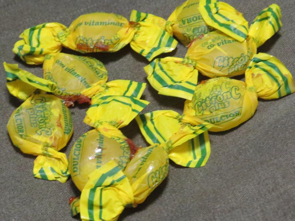 スペイン軍エマージェンシー・レーションキャンディー