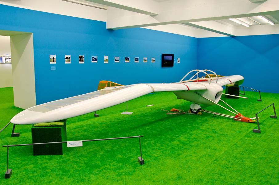 初級滑空機M-02