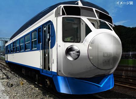 キハ32改造版新幹線風味