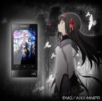 「魔法少女まどか☆マギカ」のソニーウォークマンが数量限定発売