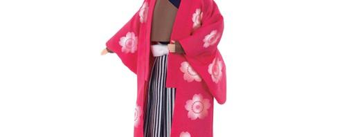 着せ替え人形「リカちゃん 八重の桜バージョン」1000体限定発売