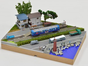 「北三陸鉄道36形お座敷車両」レイアウトイメージ