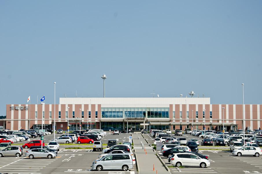 茨城空港ターミナルビル
