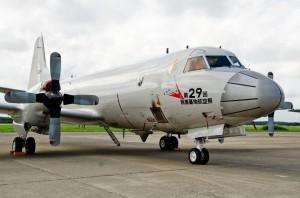 下総・第203教育航空隊のP-3C29号機