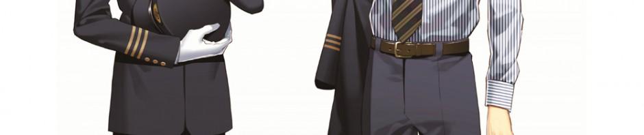 乙女よ…東北に来ないか?―「鉄道ダンシ」グッズ付録の「旅行読売」東北限定で3号連続発売!