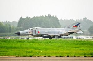 AN/ALQ-131装着のF-4EJ改
