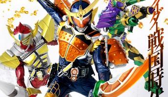 「仮面ライダー鎧武/ガイム」変身シーンが笑撃的と話題