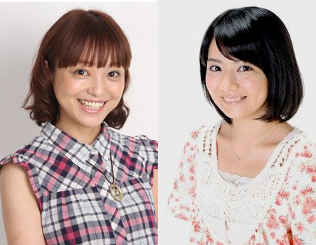 金田朋子さん明坂聡美さん