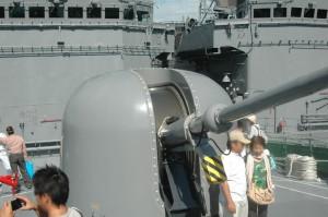 62口径76mm連射砲