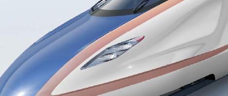 北陸新幹線、最新型名称が「かがやき」に決定