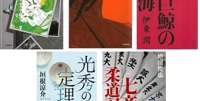 角川、「第4回山田風太郎賞」候補作品を発表