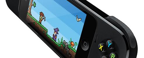 iPhone用Logitechゲームパッド画像が流出