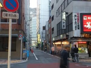 No2.ビルから望むグラン東京ノースタワー