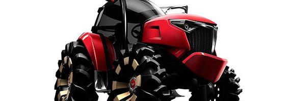 まるで近未来の乗り物?ヤンマー最新トラクターが乗ってナンパに行けるレベルと話題