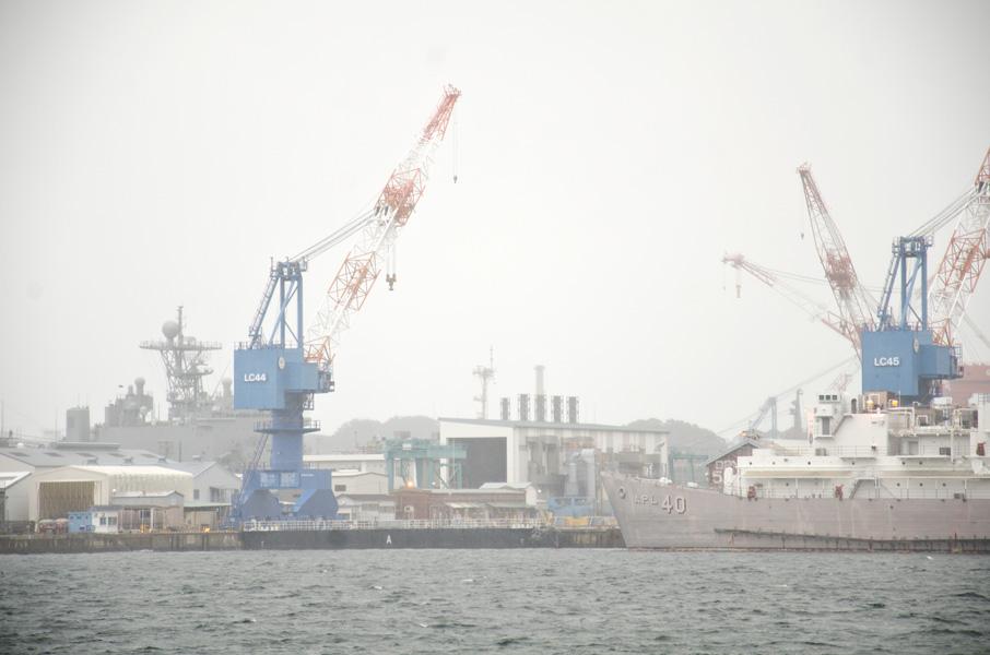 旧横須賀海軍工廠第五船渠
