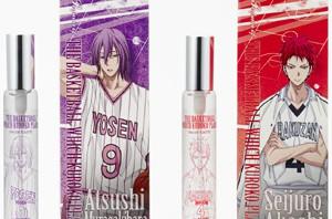 「黒子のバスケ」キャラクター香水シリーズに「Ver.紫原」「Ver.赤司」追加