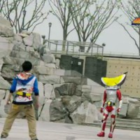 「仮面ライダー鎧武」おもしろ変身シーン特集!