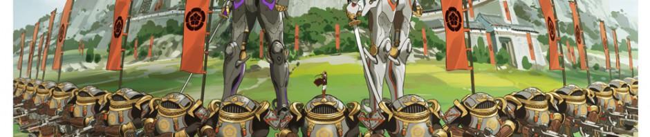 企画から2年以上費やした河森正治最新作「ノブナガ・ザ・フール」2014年1月テレビアニメ化決定