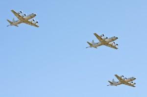 第2航空隊のP-3C