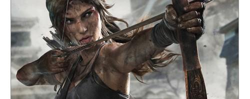 『トゥームレイダー』PS4/Xbox One版を2014年に発売