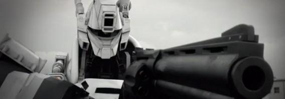 実写『パトレイバー』実物大98式イングラムのアクション映像公開―リボルバーカノンを構えたシーンは必見