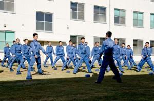 海上自衛隊体操第1_3