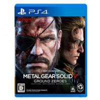 メタルギア最新作PS4版パッケージ