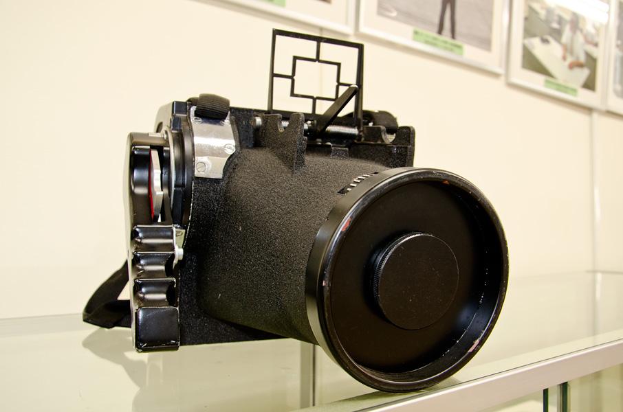 4×5航空写真機