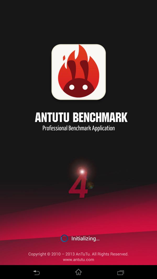 AnTuTu Benchmark4.1.7