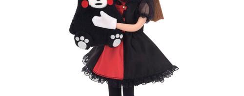 くまモン×リカちゃんコラボ人形2月1日発売―前日にはリカちゃん熊本訪問イベントも
