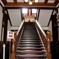 1階階段ホール