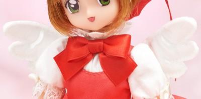 リカちゃん×カードキャプターさくらのコラボ人形2種発売