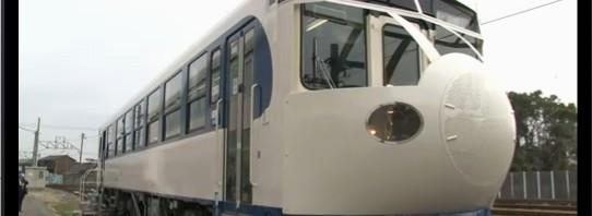 JR四国の魔改造車両、日本一遅い新幹線『鉄道ホビートレイン』ニコニコで初披露