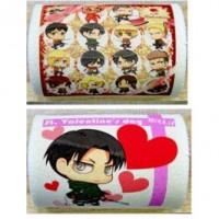 『進撃の巨人』バレンタインケーキ