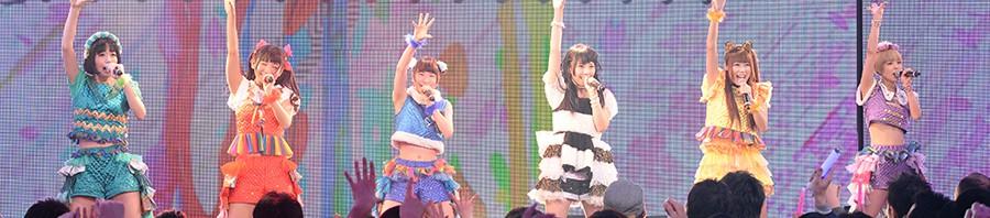 『千メモ!』コラボスペシャルイベントででんぱ組が新曲をライブお披露目!